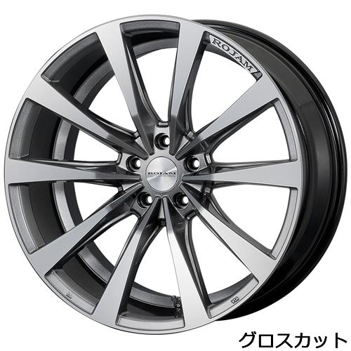 レクサス NX用 ホイール&タイヤセット(ロジャム スレイヴ・20インチ)