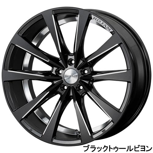 レクサス RX専用 ホイール&タイヤセット(ロジャム スレイヴ・22インチ)